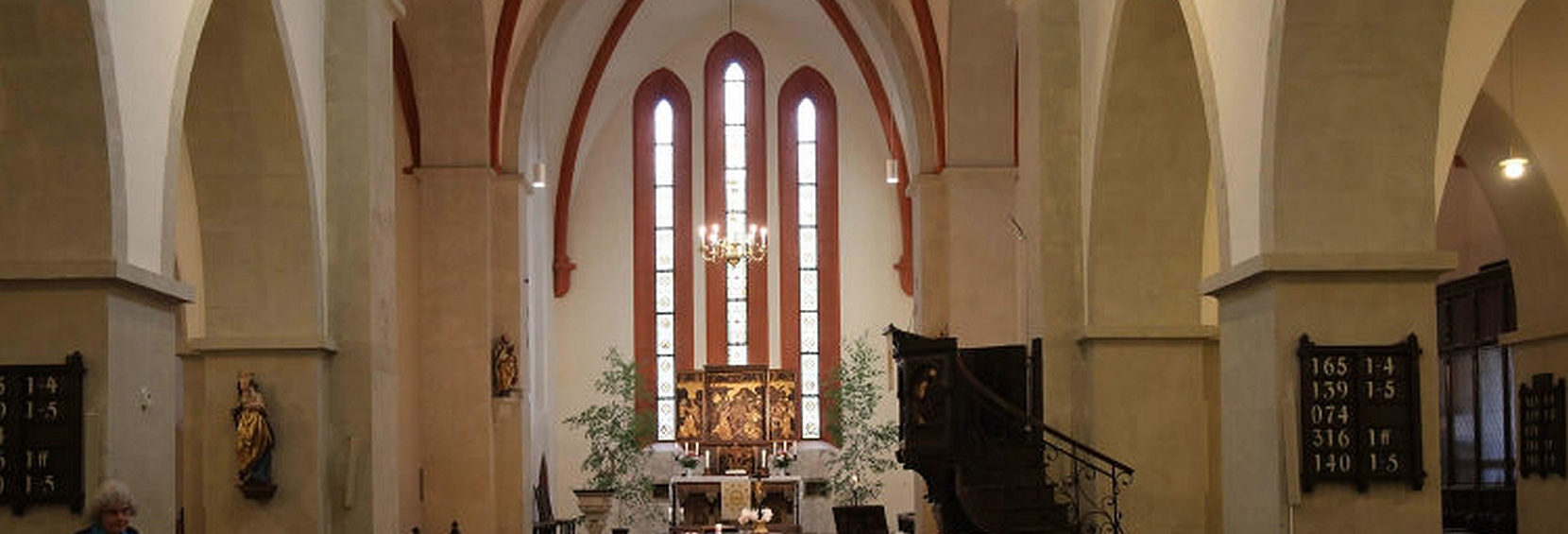 Gebäude der Frauenkirche