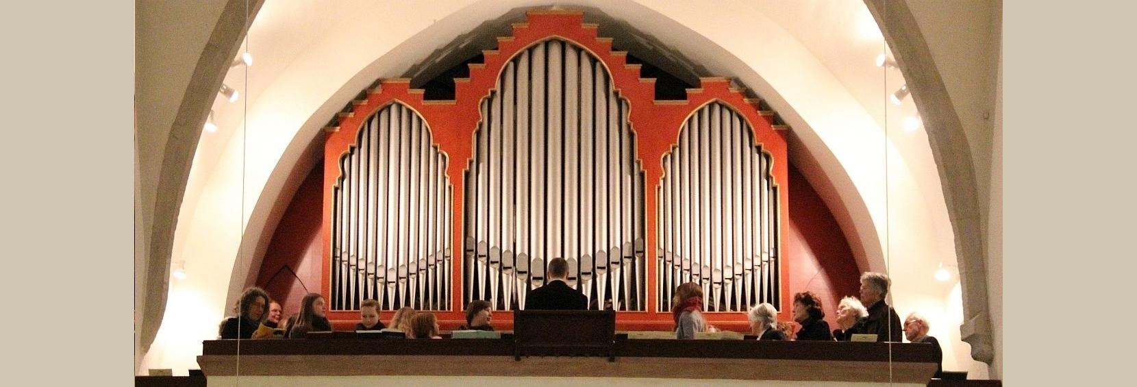 Eule-Orgel