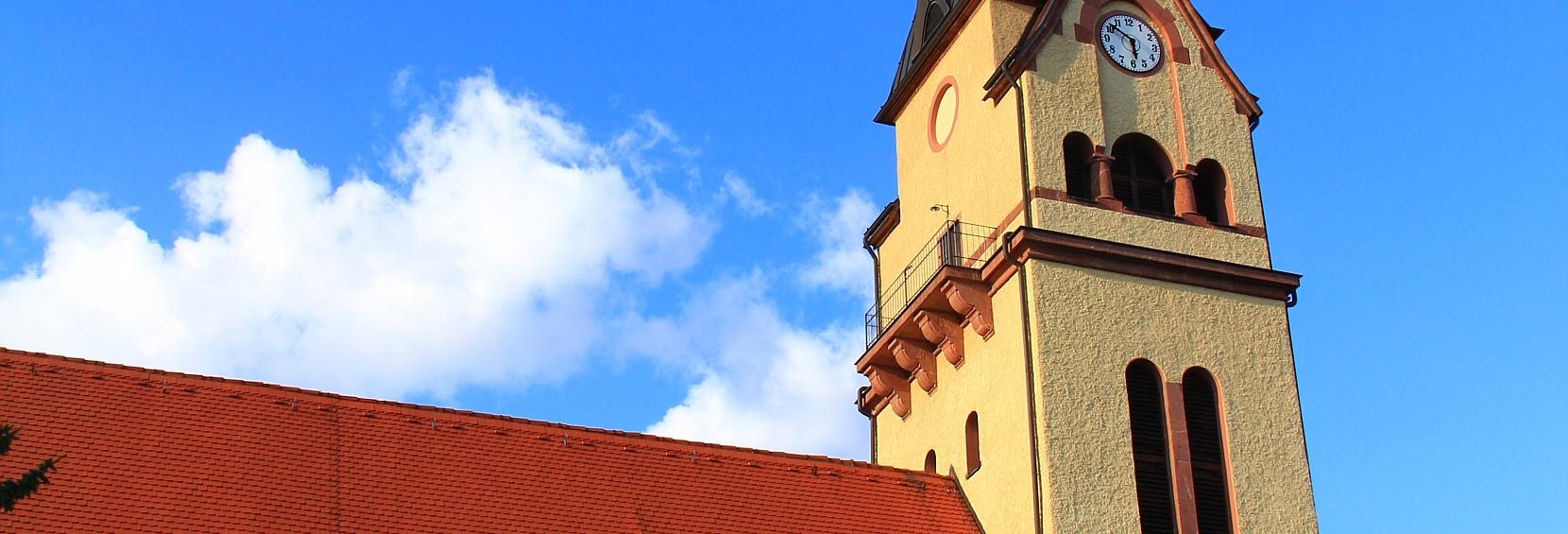 Kirche Hohnstädt